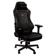 Игровое Кресло Noblechairs HERO (NBL-HRO-RL-BLA) Real Leather / black