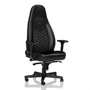 Игровое Кресло Noblechairs ICON (NBL-ICN-PU-BPW) PU Leather / platinum white