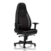 Игровое Кресло Noblechairs ICON (NBL-ICN-PU-BRD) PU Leather / black/red