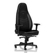 Игровое Кресло Noblechairs ICON (NBL-ICN-RL-BLA) Real Leather / black