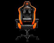Кресло компьютерное Cougar ARMOR TITAN Black-Orange