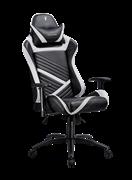 Кресло компьютерное TESORO Zone Speed F700 Black-White