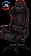 Кресло компьютерное ThunderX3 BC3 Classic Black-Red AIR