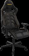 Кресло компьютерное GAMDIAS ULISSES MF1 Black-Yellow