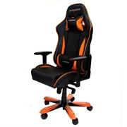 Компьютерное кресло DXRacer OH/KS57/NO Черный, оранжевый
