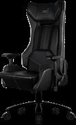 Игровое Кресло Aerocool P7-GC1 AIR RGB black с подсветкой