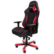Компьютерное кресло DXRacer OH/KS57/NR Черный, красный