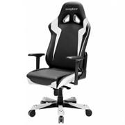 Компьютерное кресло DXRacer OH/SJ00/NW Черный, белый