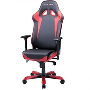 Компьютерное кресло DXRacer OH/SJ00/NR Черный, красный