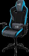 Игровое Кресло Aerocool COUNT Steel Blue