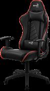 Игровое Кресло Aerocool AC110 AIR black/red