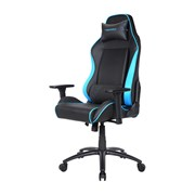 Кресло компьютерное TESORO Alphaeon S1 TS-F715 Black/Blue