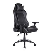Кресло компьютерное TESORO Alphaeon S1 TS-F715 Black/Carbon fiber texture