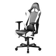 Компьютерное кресло DXRacer OH/RV001/NW Черный, белый