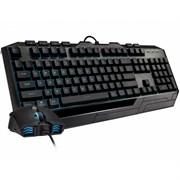 Игровой комплект Devastor 3 plus, клавиатура+мышь