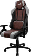 Игровое Кресло Aerocool BARON Burgundy Red