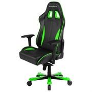 Компьютерное кресло DXRacer OH/KS57/NE Черный, зеленый