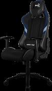 Игровое Кресло Aerocool AERO 1 Alpha black/blue