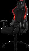 Игровое Кресло Aerocool AERO 1 Alpha black/red