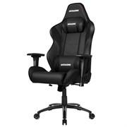 Игровое Кресло AKRacing LX PLUS (AK-LXPLUS-BLACK) black