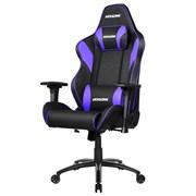 Игровое Кресло AKRacing LX PLUS (AK-LXPLUS-INDIGO) black/indigo