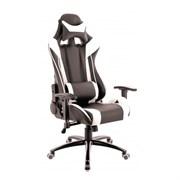Игровое кресло Lotus S6 PU Белый