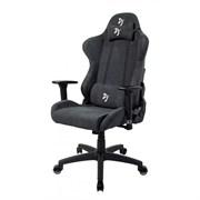 Компьютерное кресло (для геймеров) Arozzi Torretta Soft Fabric - Dark Grey