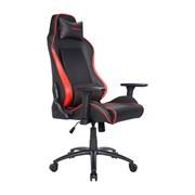 Кресло компьютерное игровое TESORO Alphaeon S1 TS-F715 Black/Red