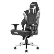Игровое Кресло AKRacing MAX (AK-MAX-WHITE) black/white