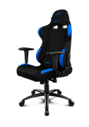 Игровое Кресло DRIFT DR100 Fabric / black/blue