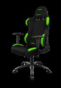 Игровое Кресло DRIFT DR100 Fabric / black/green