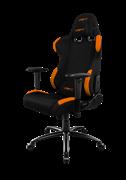 Игровое Кресло DRIFT DR100 Fabric / black/orange