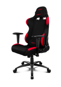 Игровое Кресло DRIFT DR100 Fabric / black/red