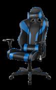 Игровое Кресло DRIFT DR111 PU Leather / black/blue