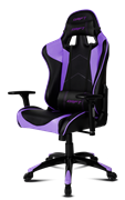 Игровое Кресло DRIFT DR300 PU Leather / black/purple