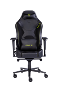 Кресло компьютерное игровое ZONE 51 ARMADA Black черный