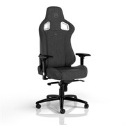 Игровое Кресло Noblechairs EPIC TX GAMING CHAIR - FABRIC Anthracite
