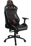 Компьютерное игровое кресло EVOLUTION CONQUEROR BLACK