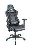 Компьютерное игровое кресло EVOLUTION TACTIC 1 BLACK/BLUE
