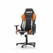 Компьютерное кресло DXRacer OH/DM61/NWO Черный, белый, оранжевый