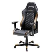 Компьютерное кресло DXRacer OH/DF73/NC Черный, коричневый