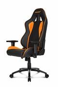 Игровое Кресло AKRacing NITRO (YM702A-O) black/orange