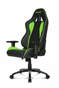Игровое Кресло AKRacing NITRO (NITRO_GN) black/green
