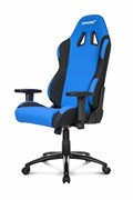 Игровое Кресло AKRacing PRIME (AK-K7018-BL) black/blue