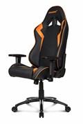 Игровое Кресло AKRacing OCTANE (OCTANE_OR) black/orange