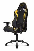 Игровое Кресло AKRacing OCTANE (OCTANE_YW) black/yellow