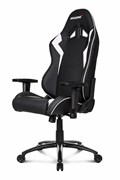 Игровое Кресло AKRacing OCTANE (AK-OCTANE-BW) black/white