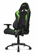 Игровое Кресло AKRacing OCTANE (OCTANE_GR) black/green