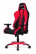 Игровое Кресло AKRacing PREMIUM Plus (AK-PPLUS-RD) black/red