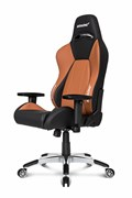 Игровое Кресло AKRacing PREMIUM (AK-7001-BB) black/brown